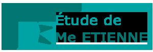 HUISSIER DE JUSTICE CHARTRES – Étude de Maître ETIENNE Sophie-Maud Logo